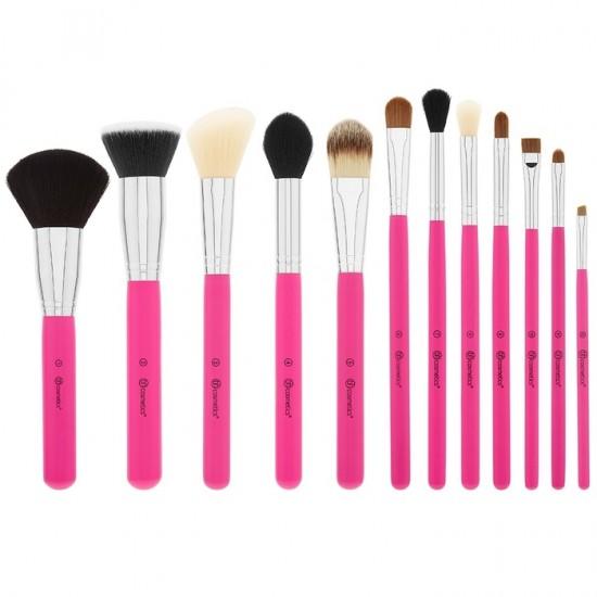BH Cosmetics Carnival Celebration - 12 Pieces  Brush Set