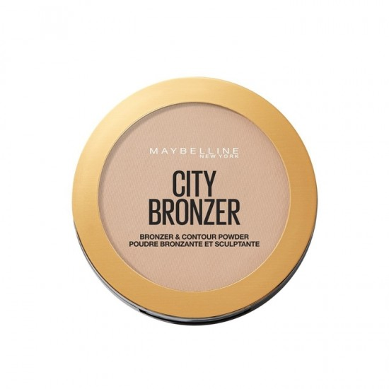 Maybelline City Bronzer Powder - 250 Medium Warm
