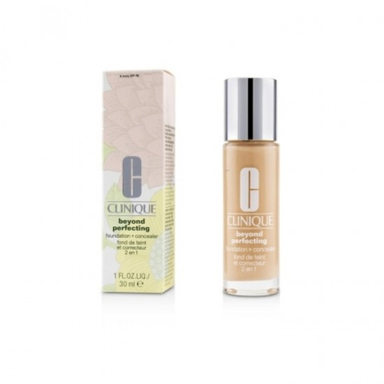 Clinique Beyond Perfecting Foundation and Concealer - 62 Rose Beige