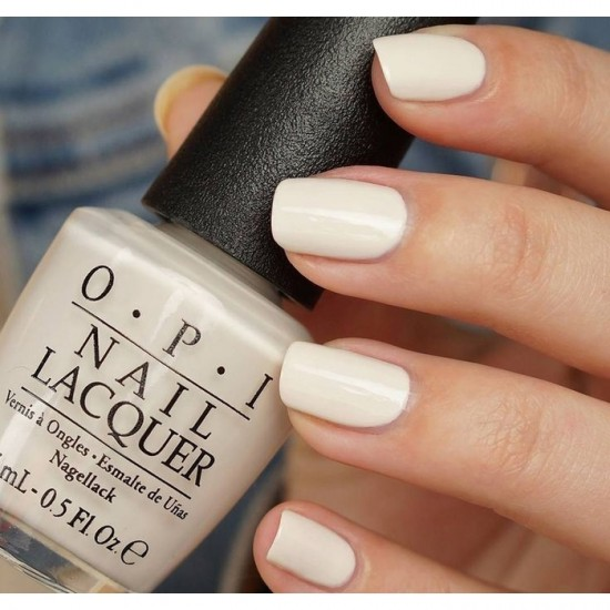 OPI Nail Color - Its In The Clouds
