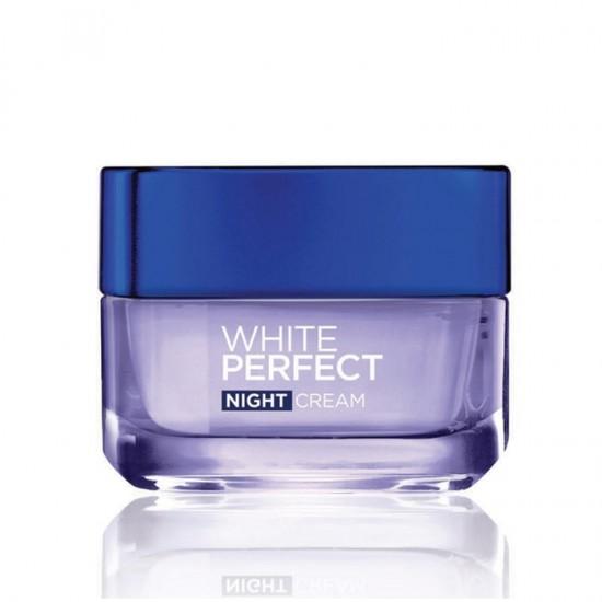 L'Oreal White Perfect Night Cream - 50 ml