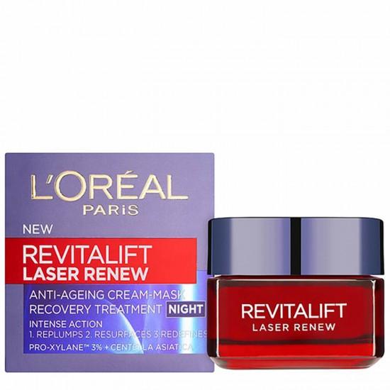 L'Oreal Revitalift Laser Renew Night Cream