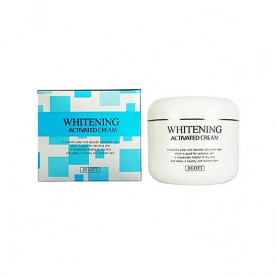 Jigott Whitening Activated Cream 100 ml