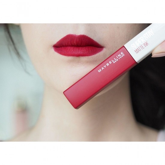 Maybelline Superstay Matte Ink Lip Color - 118 Dancer