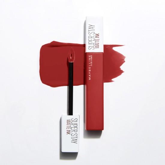Maybelline Superstay Matte Ink Lip Color - 118 Dancer