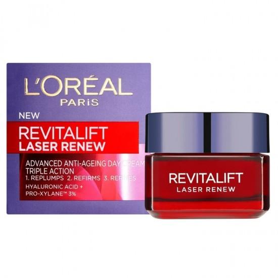 L'Oreal Revitalift Laser Renew Advanced Anti-Ageing Moisturizing Cream 50ml