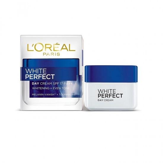 L'Oreal White Perfect Day Cream - 50 ml