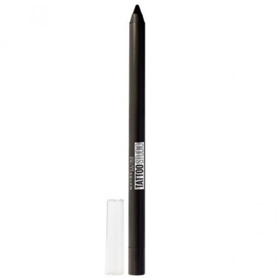 Maybelline Tattoo Liner Gel Pencil Eyeliner - 900 Deep Onyx