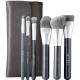 Sephora Deluxe Charcoal Antibacterial Brush Set