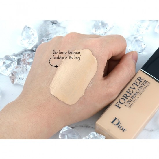 Diorskin Forever Undercover Foundation - 010 Ivory