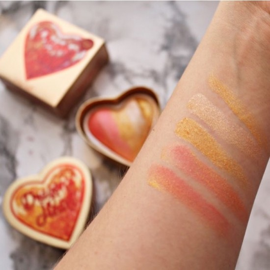 Makeup Revolution Dragon's Heart Baked Highlighter