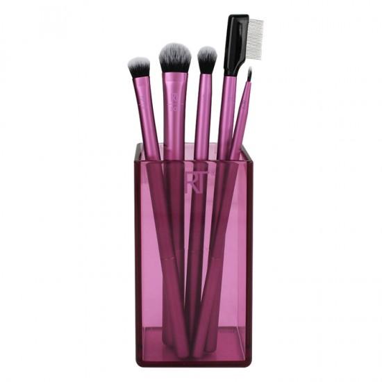 Real Techniques Enhanced Eye Makeup Brush Set