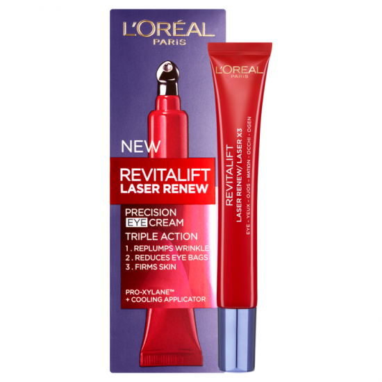 L'Oreal Revitalift Laser Renew Precision Eye Cream 15ml