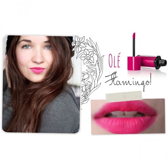 Bourjois Rouge Edition Velvet Lipstick - 05 Ole Flamingo