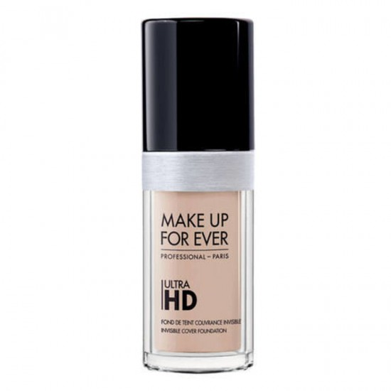 Make Up For Ever Ultra HD Invisible Cover Foundation - Y215 Yellow Alabaster