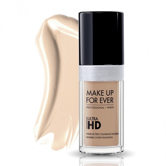 Make Up For Ever Ultra HD Invisible Cover Foundation - Y235 Ivory Beige