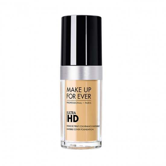 Makeup Forever Ultra HD Invisible Cover Foundation - Y245 Soft Sand