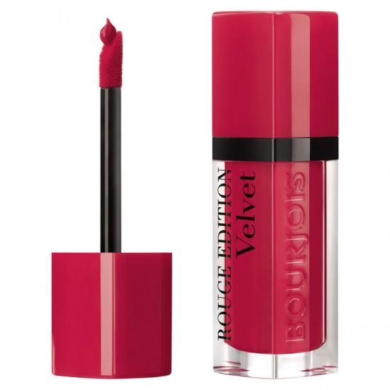Bourjois Rouge Edition Velvet Lipstick - 02 Frambourjoise