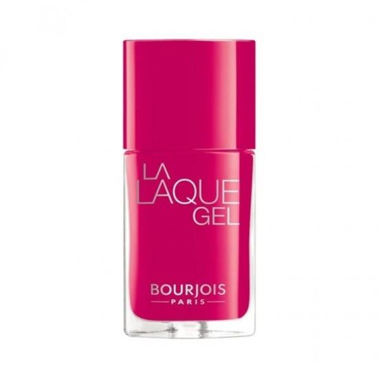 Bourjois La Laque Gel Nail polish - 6 Fuchsiao Bella