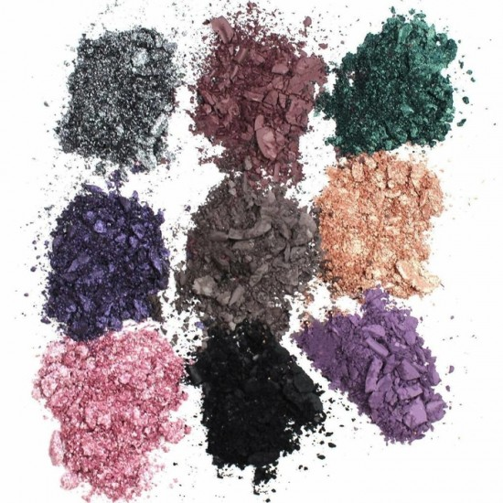 Technic Galaxia Eye Shadow Palette