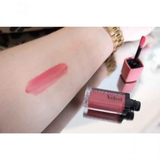 Bourjois Rouge Edition Velvet Lipstick - 09 Happy Nude Year