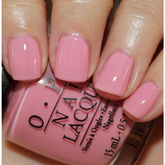 OPI Nail Color - I Think In Pink