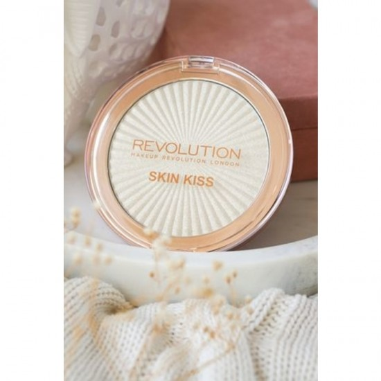 Makeup Revolution Skin Kiss Highlighter - Ice Kiss