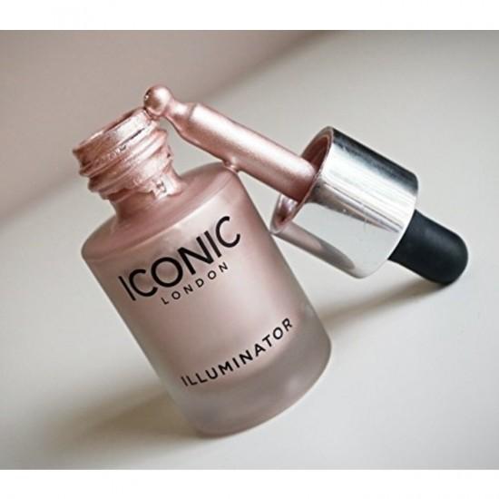 Iconic London Illuminator Liquid Highlighter - Blossom