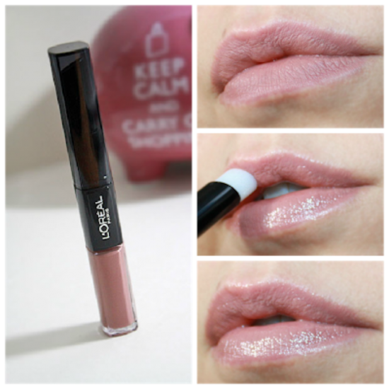 L'Oreal Infallible 24h Lip Gloss - 113 Invincible Sable