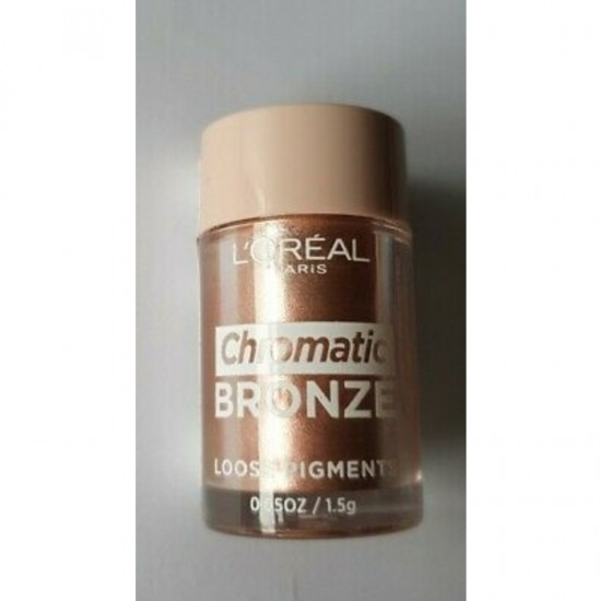 L'Oreal Chromatic Bronze Loose Pigments - 01 As If