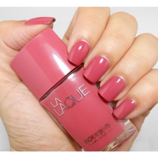 Bourjois La Laque Gel Nail polish - 7 Lycheers