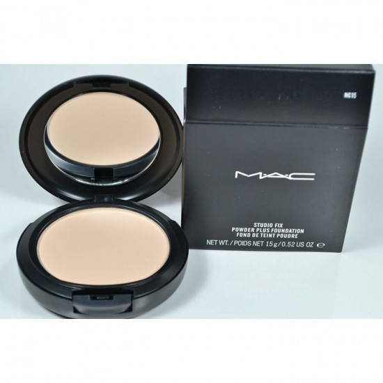 MAC Studio Fix Powder Plus Foundation - NC 15