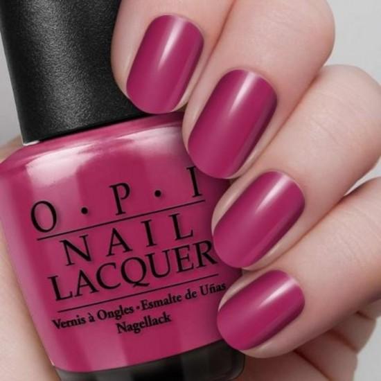 OPI Nail Color - Miami Beet