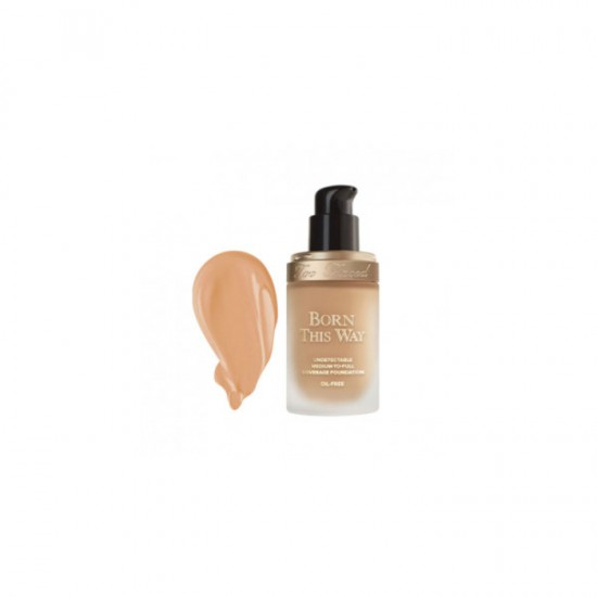 Too Faced Born This Way Natural Finish Foundation - Natural Beige