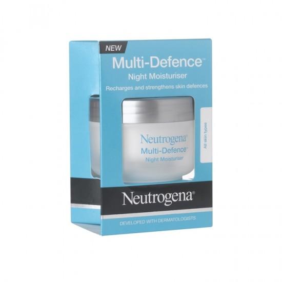 Neutrogena Multi-Defence Night Moisturiser - 50 ml