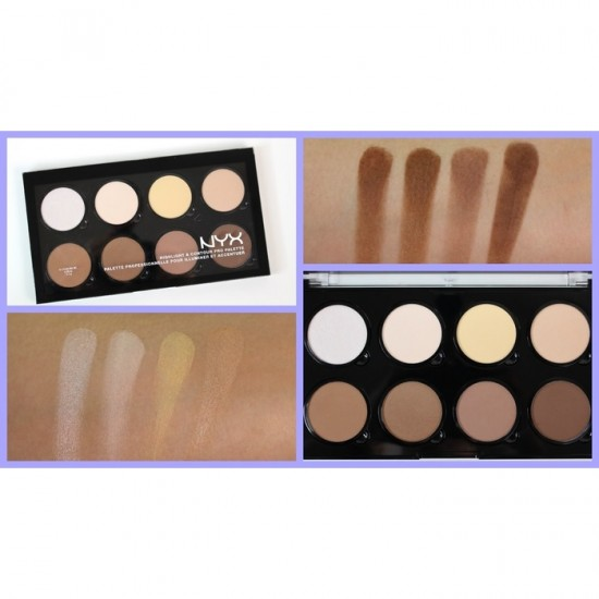 NYX Highlight and Contour Pro Palette