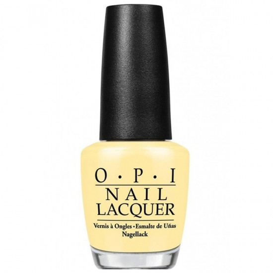 OPI Nail Color - One Chic Chick