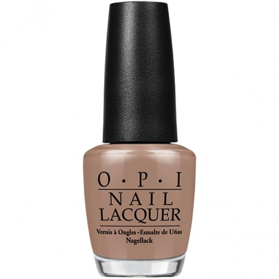 OPI Nail Color - Over The Taupe