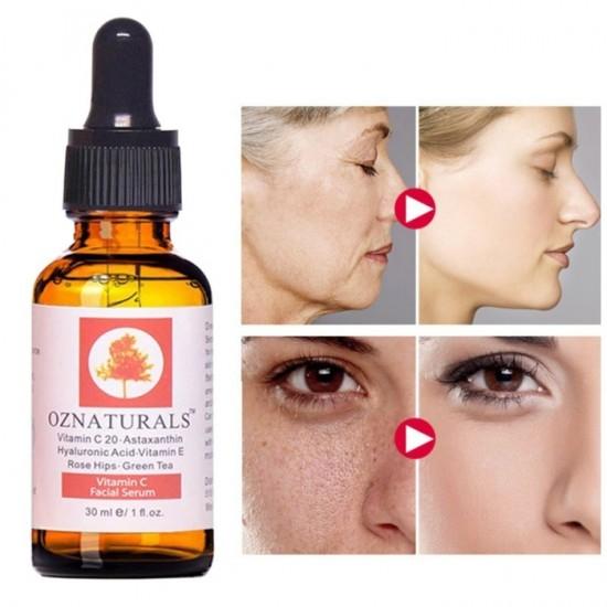 Oz Naturals Vitamin C Facial Serum 30 ml