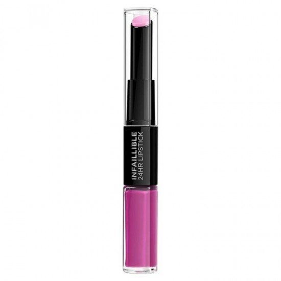 L'Oreal Infallible 24h Lip Gloss - 216 Permanent Plum