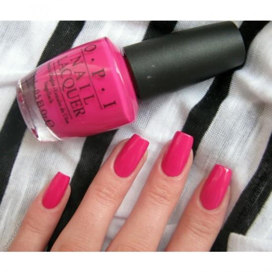 OPI Nail Color - Pink Flamenco