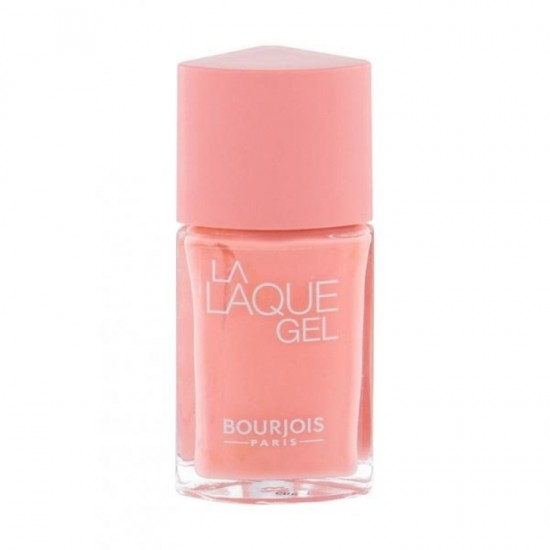 Bourjois La Laque Gel Nail polish - 14 Pink Pocket