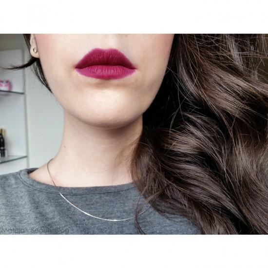 Bourjois Rouge Edition Velvet Lipstick - 14 Plum Plum Girl