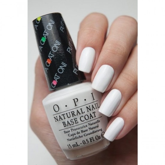 OPI Nail Color - Put a Coat On