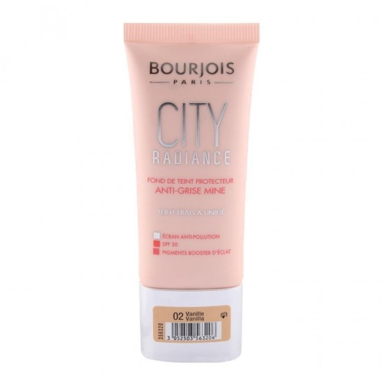 Bourjois City Radiance Foundation - 02 Vanilla