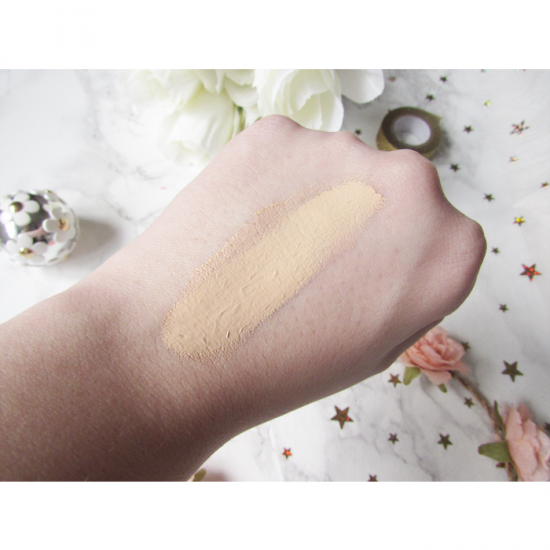 Bourjois City Radiance Foundation - 03 Light Beige