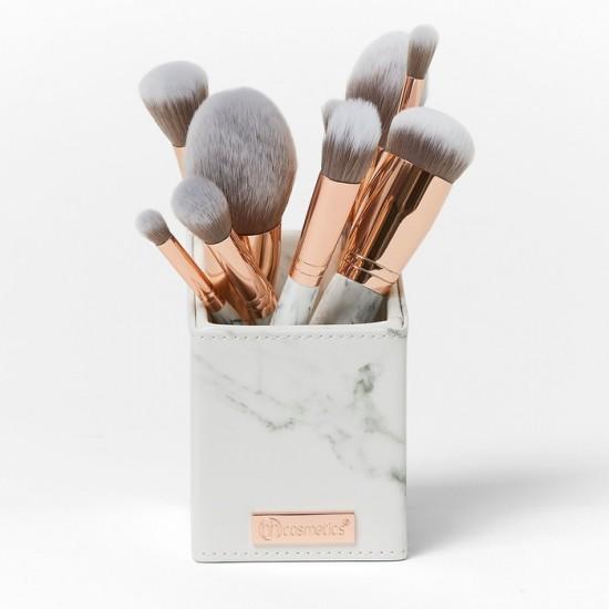 BH Cosmetics Signature Rose Gold - 13 Pieces Brush Set