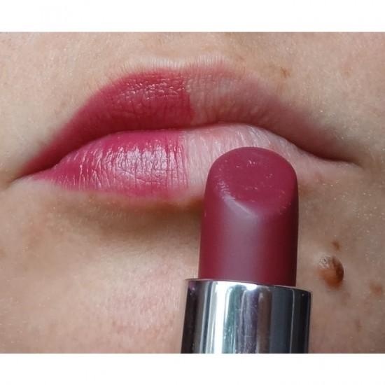 Lancome Rouge In Love Mini - 379n Rose Sulfureuse