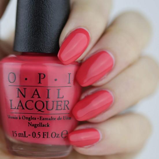 OPI Nail Color - She's a Bad Muffuletta