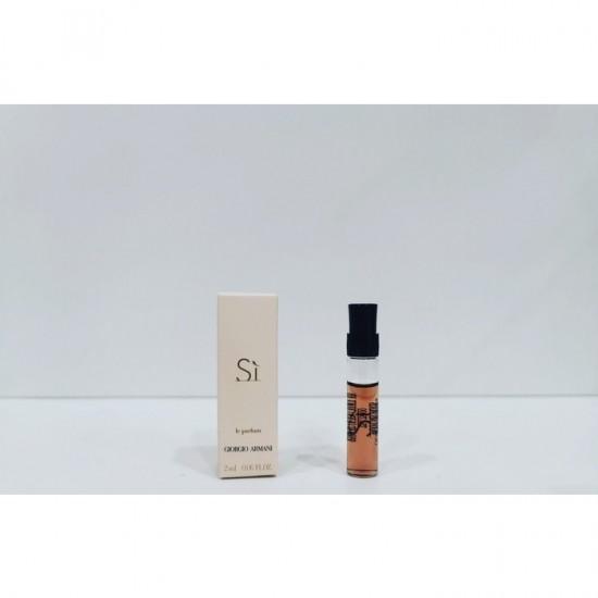 Giorgio Armani Si Le Parfum For Women Travel Size